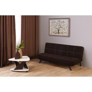 Диван-кровать Эрик (коричневый)